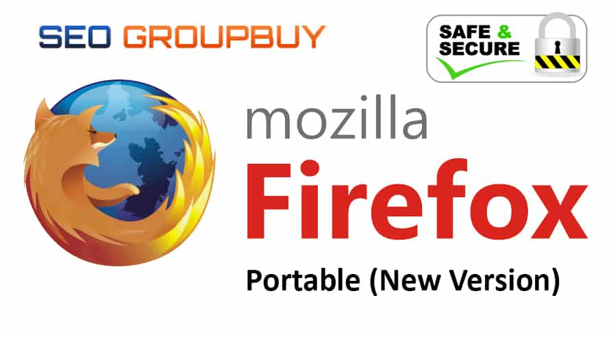 New Version of Portable Firefox Launched
